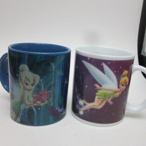 Disney Tinkerbell mugs